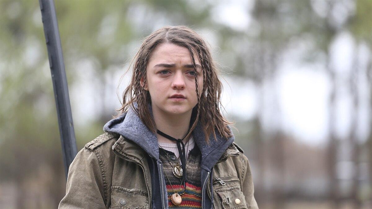Watch Maisie  Williams as Arya Stark