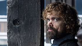 Watch Peter Dinklage as tyrion lannister Now TV