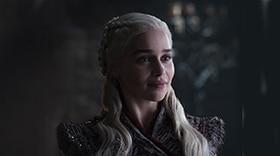 Watch Emilia Clarke as Daenerys Targaryen on NOWTV