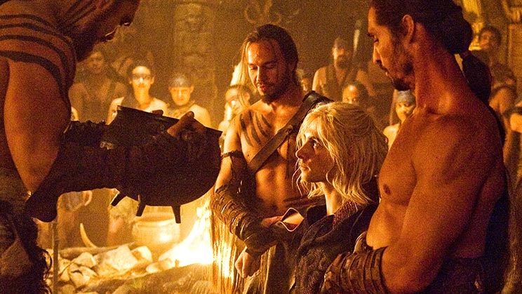 Stream Game of Thrones® season 1 episode 6  with a NOW TV Entertainment Pass