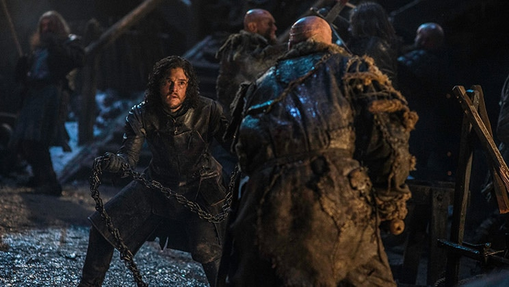 Stream Game of Thrones® season 4 episode 9  with a NOW TV Entertainment Pass