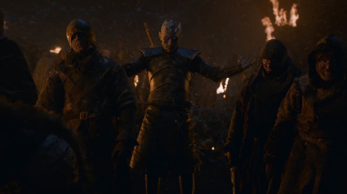 game of thrones season 8 episode 3 the night king arrives