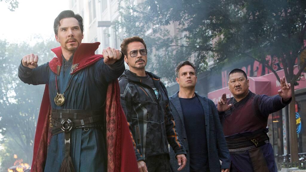 Watch Avengers Infinity War Online Streaming Full Movie