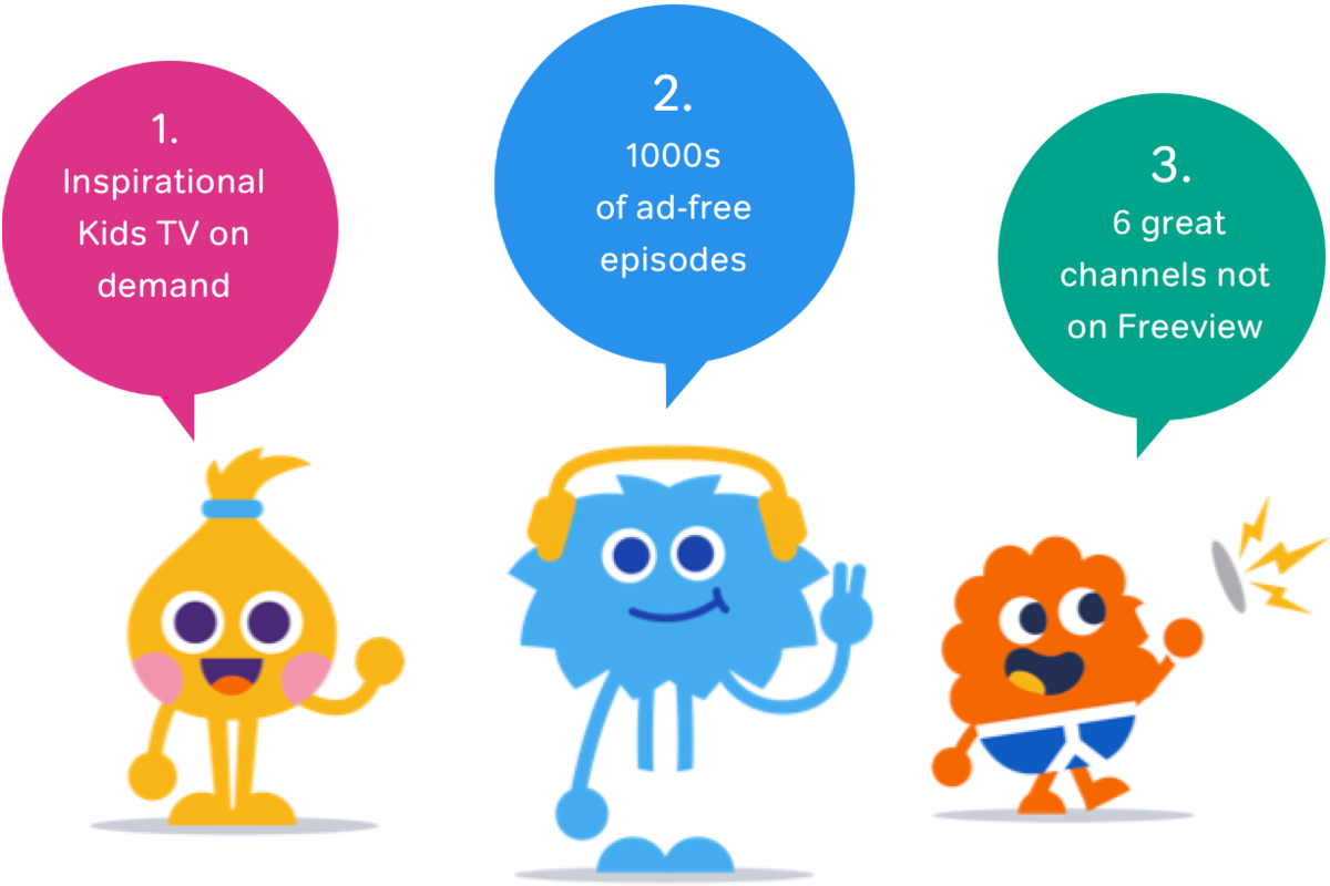Kids TV - Watch Kids TV Shows Online