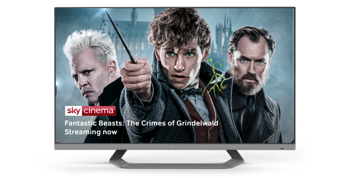Watch NOW TV on LG TVs and stream movies, tv shows and live