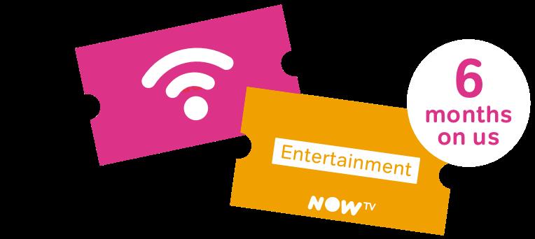 Entertainment Pass and Broadband