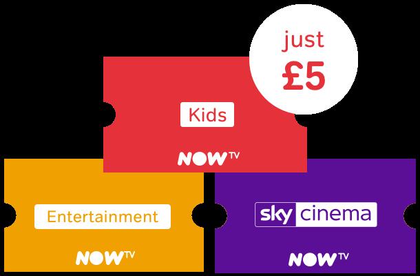 Entertainment and Sky Cinema