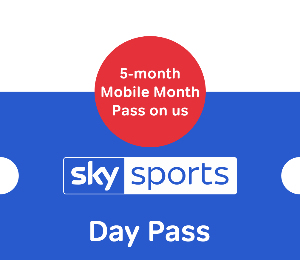 Sky Sports Day Pass