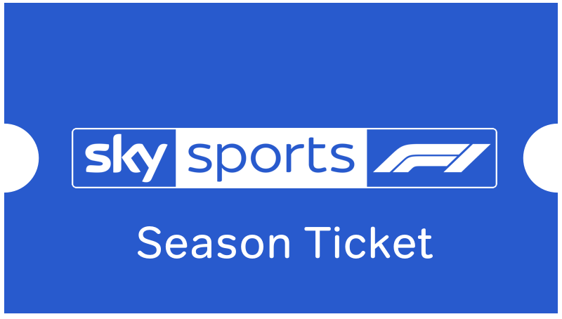 You ll get the entire F1® season across 9 months for a one-off £195  payment 788f14a25