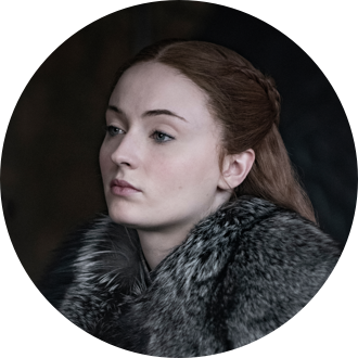Watch Sophie Turner as sansa stark on NOWTV