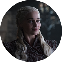 Watch Emilia Clarke as Daenerys Targaryen on NOWTV