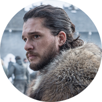 Watch Kit Harrington as Jon SnowNOWTV