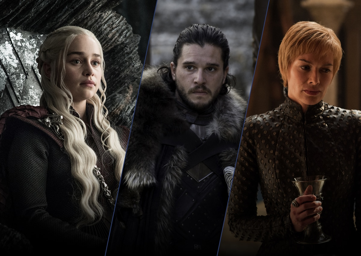 Watch Game of Thrones with a NOW TV Pass