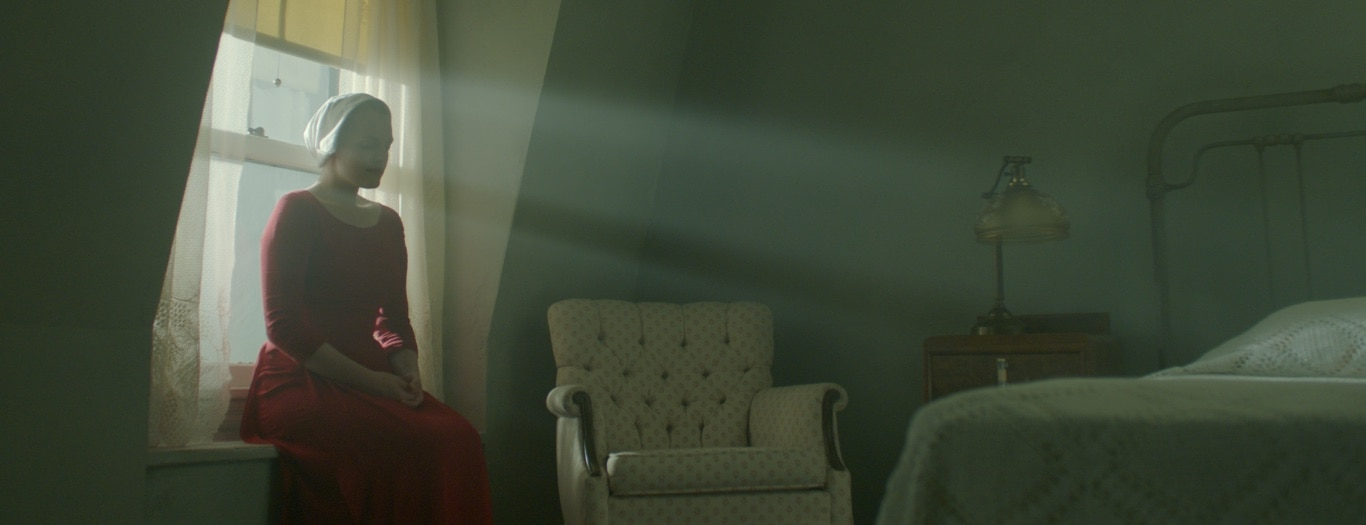 Stream The Handmaid's Tale with a NOW TV Entertainment Pass.