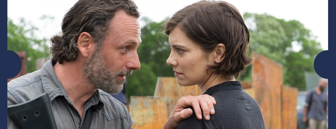 Stream The Walking Dead season 8 episode 1 with a NOW TV Entertainment Pass.
