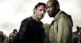 The Walking Dead season 6 episode 9, 'No Way Out'.