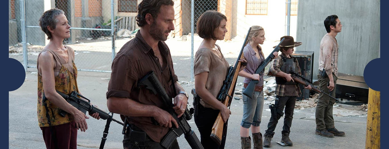 Stream The Walking Dead season 3 episode 11 with a NOW TV Entertainment Pass.