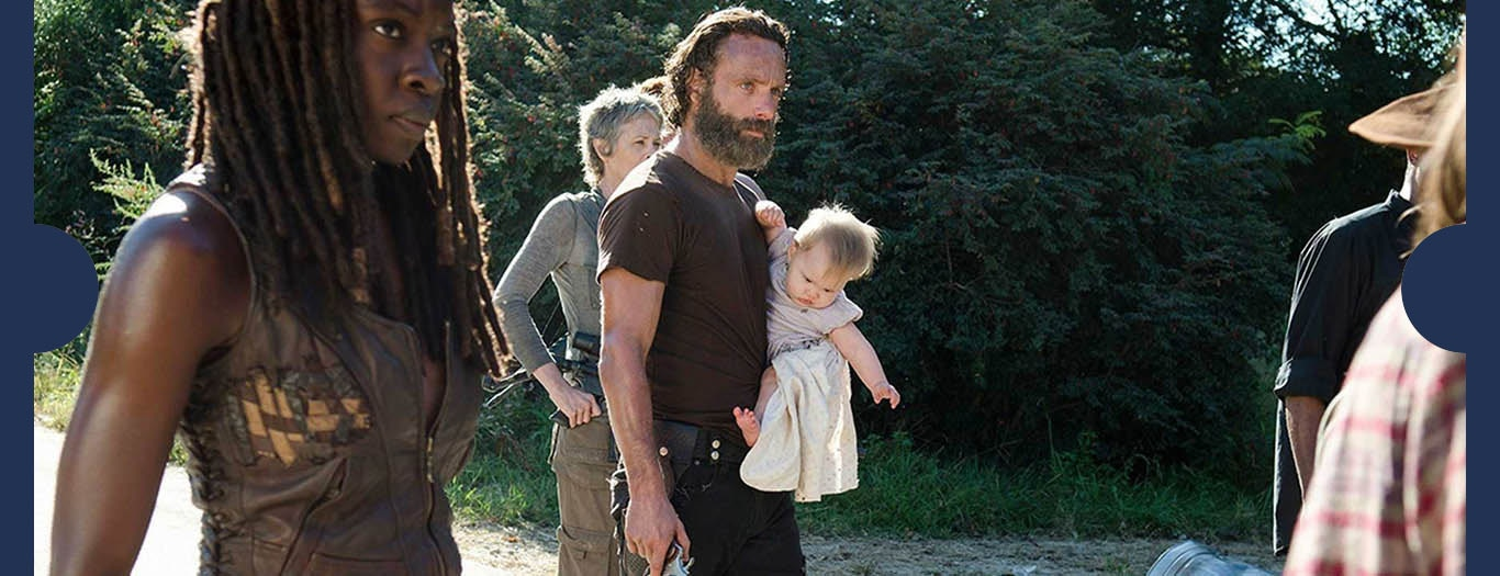 Stream The Walking Dead season 5 episode 12 with a NOW TV Entertainment Pass.