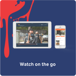 Watch on the go.