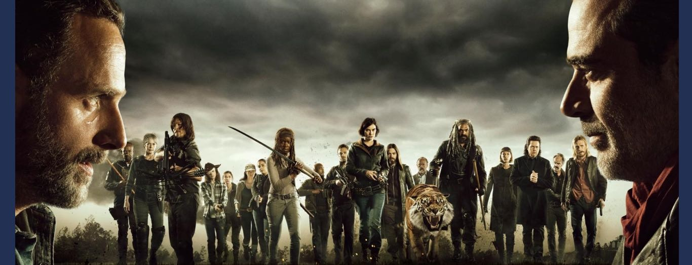 Watch The Walking Dead Season 8 episode 8 with a NOW TV Entertainment Pass.
